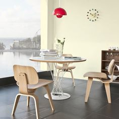 Replica Charles and Ray Eames Dining Chair Wood.   Own this iconic piece at Australia's lowest price!