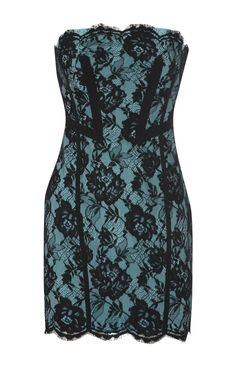 Replica Designer Clothing Free Shipping Karen Millen Lace Dress Green