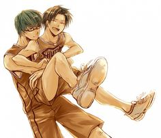 LoL I love both of them, but if I were to choose one to make into a real person-- it would be Midorima... Something about Tsunderes just... Get me excited? >w>