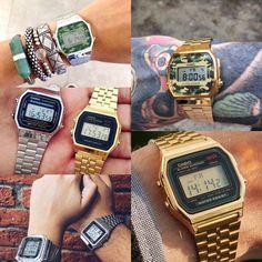 Veja nosso novo produto Relógio Casio a168w! Se gostar, pode nos ajudar pinando-o em algum de seus painéis :)