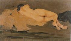 Nude by Nikolaos Lytras Greece) Subject Of Art, Famous Words, Art Database, Oil Painting Reproductions, Great Artists, Art Forms, Painting & Drawing, Nude, Art Prints