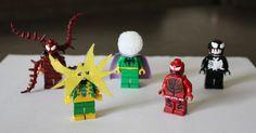 Custom made Lego Mini Figures!