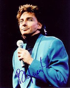 Barry Manilow 08/04/2013 8:00PM New Jersey Performing Arts Center - Prudential Hall Newark, NJ