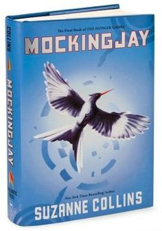 Mockingjay. Oh, thank goodness that's over. Where the first two books were beautifully spare on both detail and emotion to hook you on Katniss, both she and this final installment were kind of a mess in Mockingjay. I'm not really mad at the way the characters end up, but i'm not happy about it either.