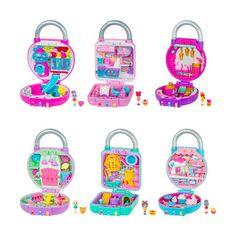 Shopkins Lil' Secrets Secret Lock Mini Playset - Assorted Shopkins Room, Toys For Girls, Girl Toys, Jojo Bows, Dollhouse Toys, Lol Dolls, Kawaii Art, Miraculous Ladybug, Birthday Decorations