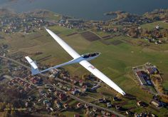 glider, peace of mind....I always wanted to try :)