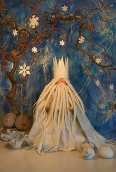 Koning winter van Marianne