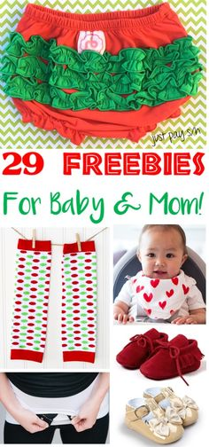 Free Baby Stuff for Expecting Mothers! Freebies  - The Frugal Girls 82c87b6f6ab5
