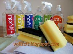 VollZeit TestZeit                           : YOU 100% Pflanzliche Spülmittel & Reiniger