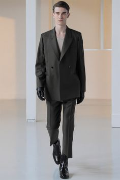 Christophe Lemaire Fall/Winter 2015