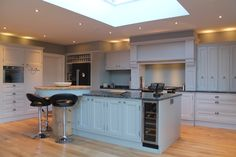 English bespoke handmade kitchens by Krantz Designs. www.krantz.co.uk