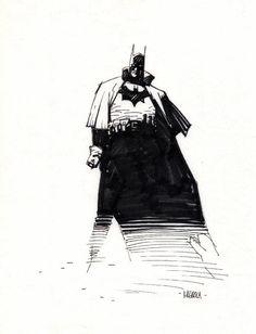 Batman by Mike Mignola ✤