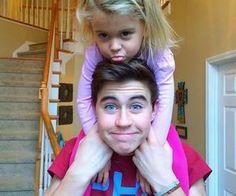 Nash and Skyland♥ | via Facebook