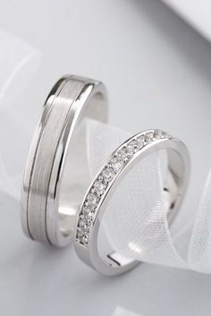 10 Best Rings Images Wedding Rings Wedding Bands Wedding Matches