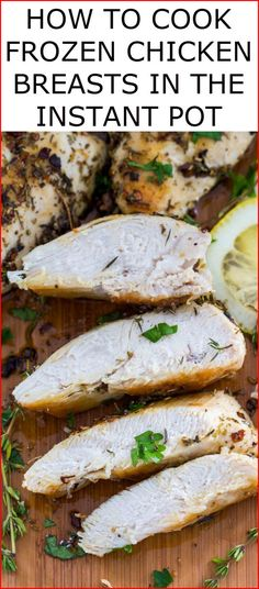 Bring a look into the refrigerator, and chances are, you're going to locate some frozen chicken. It's a protein staple in any omnivorous house… Frozen Chicken Wings, Frozen Chicken Recipes, Lemon Pepper Chicken, Breast Recipe, How To Cook Chicken, Slow Cooker Recipes, Refrigerator, Breathe, Crisp