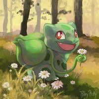RileyKitty - Digital Artist   DeviantArt Pokemon Ships, Cool Pokemon, Pokemon Stuff, Pokemon Planta, Picsart, Grass Type Pokemon, Pokemon Painting, Pokemon Bulbasaur, Pikachu