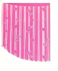 "1st First Birthday Girl Pink Tableskirt Decoration by LGP. $27.32. A fantastic way to decorate your food and/or presents table! This 1st Birthday Girl Table Skirt will ensure everyone knows who's turning one! Two tone pink strips and ""1st"" and pink hearts will truly enhance your daughter's 1st Birthday theme."