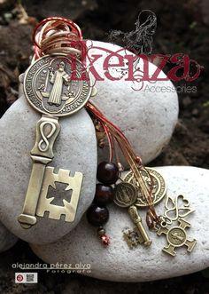 Medalla-Llave San Benito