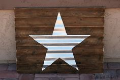 image of crafts using corrugated sheet metal Sheet Metal Crafts, Sheet Metal Art, Metal Projects, Diy Projects To Try, Barn Tin, Corrugated Tin, Tin Art, Metal Stars, Blue Color Schemes