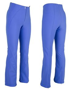 Women's ski and snowboard pant. An easy fit, with Elizabeth! One of our babies this year, Elizabeth is a higher rise, slim fit pant, with curved tonal self-piping at the hips and knees and an invisible waistband allowing for an easy fit. The Elizabeth is a new design and must-have this winter! WATERPROOF- 20,000mm. BREATHABLE- 20,000g