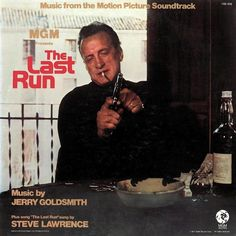 """""""The Last Run"""" (1971, MGM).  Music from the movie soundtrack."""
