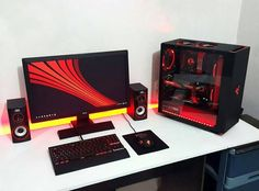 Very nice and simple setup sent in by @aris_malianto great job keepin it clean man Part List/Specs: CPU: i5 6600k MB: asrock fatal1ty k6 RAM: 16Gb dominator platinum GPU: asus strix 970 Cpu cooler: nzxt kraken x61 Case: nzxt s340 w/ tempered glass PSU: corsair ax760i Fans: 5x Tt riing Storage: 2Tb Wd Keyboard: corsair k65 Monitor: benq rl2455h Mouse: dragonwar Speakers: sonic gear pro 3 evo Like us on facebook. After a 100 likes there will be a Giveaway Please be a look out. SIDTECHNOLOGY…