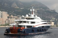 The 75 metre Oceanco superyacht Anastasia - Full News Archive - SuperyachtTimes.com