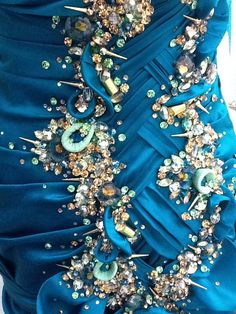 Mel Maria embroideries