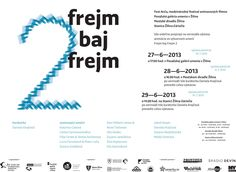 """Preto Sans in use for the exhibition """"Frejm by Frejm"""". In Use, San"""