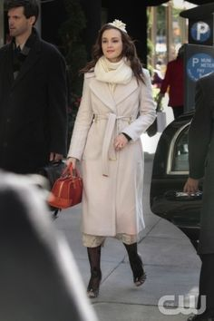 """""""The End Of The Affair"""" GOSSIP GIRL Pictured Leighton Meester as Blair Waldorf PHOTO CREDIT:  GIOVANNI RUFINO/THE CW © 2011 THE CW Network, LLC.  All Rights Reserved."""