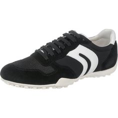 GEOX Snake Sneakers ab 71,99€. Obermaterial: Materialmix aus Synthetik und Leder, Decksohle: Synthetik, Laufsohle: Gummi, Futter: Textil/Synthetik bei OTTO