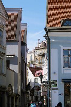 Old Town Tallinn, Estonia Tallinnan konserttimatka