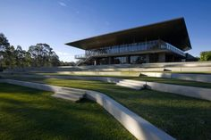 Architect: HASSELL Location: Camden, New South Wales, Australia Project Area: 2,230 sqm Project Year: 2009 Client: HARPAK Photographs: Courtesy of