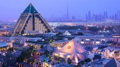 Wafi City – A Luscious Charm in the Dubai City