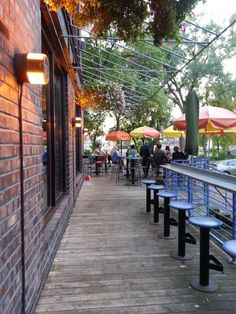 Vic's has a spectacular view of the city on the Mississippi riverfront. With incredible American cuisine and a very long wine list, this restaurant showcases Minneapolis beautifully.