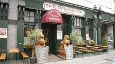 White Trash Fast Food : Restaurant, Tattoos and Club!  Schönhauser Allee 6-7, 10119 Berlin, Germany