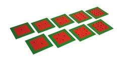 Shop Metal Squares: 9 Plates at Nienhuis Montessori USA ✓ Official USA webshop ✓ AMI approved ✓ year experience ✓ Personal service Fractions, Education, Holiday Decor, Simple, Homeschooling, Childhood, Search, Videos, Blog