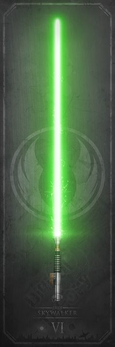 Lightsabre Luke Skywalker Star Wars VI - Star Wars Canvas - Latest and trending Star Wars Canvas. Luke Skywalker Lightsaber, Star Wars Luke Skywalker, Vader Star Wars, Darth Vader, Star Wars Art, Lightsaber Hilt, Anakin Skywalker, Stargate, Chewbacca