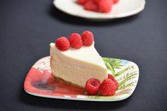 ButterYum: NY Times vanilla cheesecake