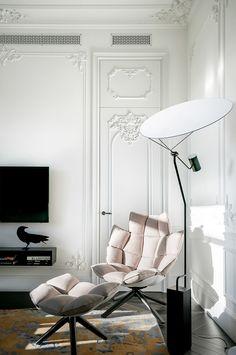 Алена Макагон – серый цвет в интерьере