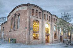 Antiga Societat General d'Electricitat (Edifici modernista reconvertit en restaurant)