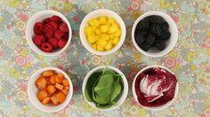Dulce Delight: Lê techniquê- How to make natural food coloring. A melhor de todas a receitas