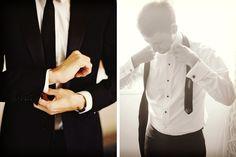 Diez poses para el novio en las fotos de la boda