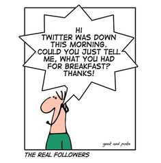 We may have to go back to *gasp* verbal communication! Social Media Humor, Social Networks, Social Media Marketing, Web Social, Funny One Liners, Vacation Humor, Real Followers, Twitter Followers, Medical