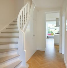 Zeitloses Treppenhaus