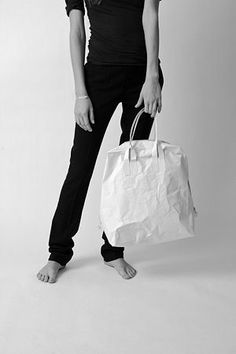 . of paper and things .: paper fix | paper travel bags