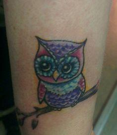 Owl tattoos on Pinterest