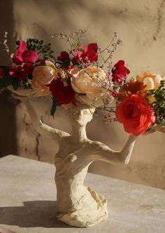 Dancer for flowers, Sarah Myers