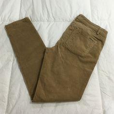 "MK cords MICHAEL Michael Kors skinny cords. Tan color. 29"" inseam. Like new. MICHAEL Michael Kors Pants"