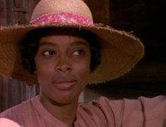I lived across the street from her as a child. What a bee-otch! Ketty Lester as Hester Sue -  Little House On The Prairie